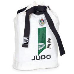 8891313132c4 Белая спортивная сумка-мешок GREEN HILL JUDO (JBA-10336)