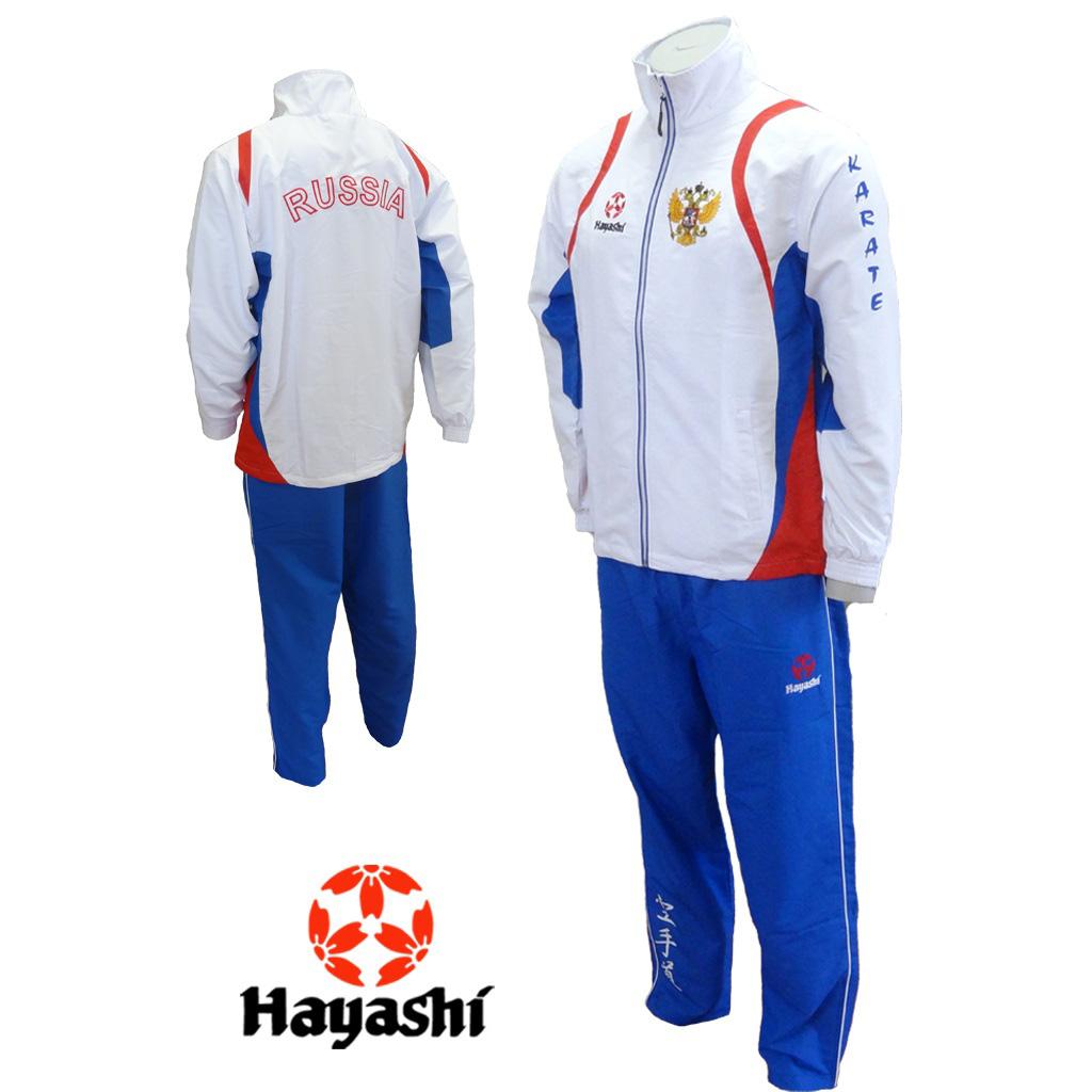 ffd57b0e4fc6 Спортивный костюм для сборной России по каратэ HAYASHI | Fight Express