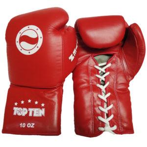 Профессиональные боевые боксерские перчатки